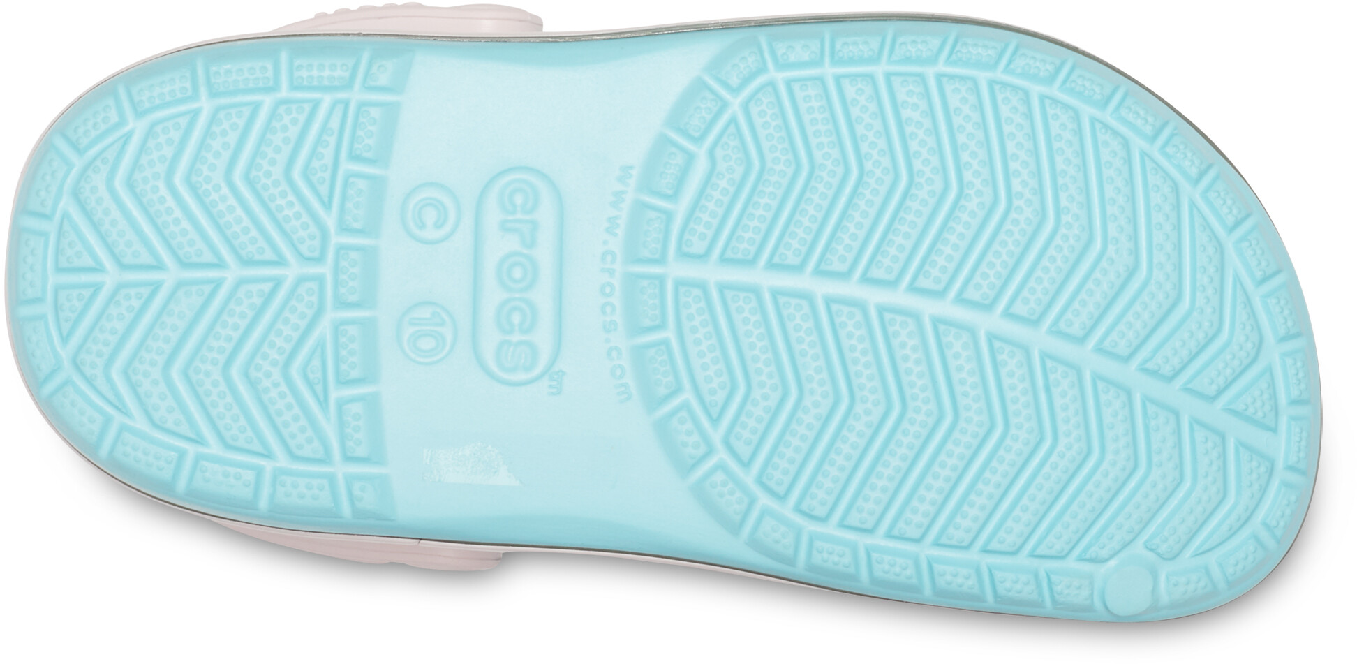 e95e9526fe07 Crocs Crocband MultiGraphic Sandals Children turquoise at Addnature ...